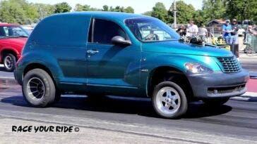 Chrysler PT Cruiser V8 7.2 litri