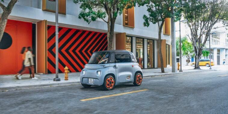 Citroën Ami ordini Italia