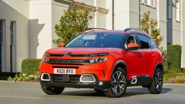 Citroën C5 Aircross meno CO2