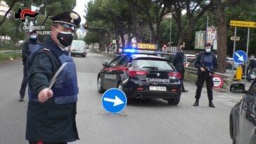 Controlli-covid-carabinieri-palermo-posti-di-blocco-02