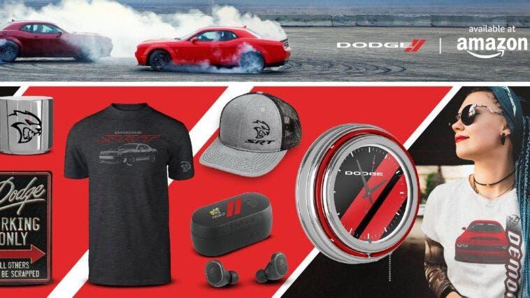 Dodge Amazon store