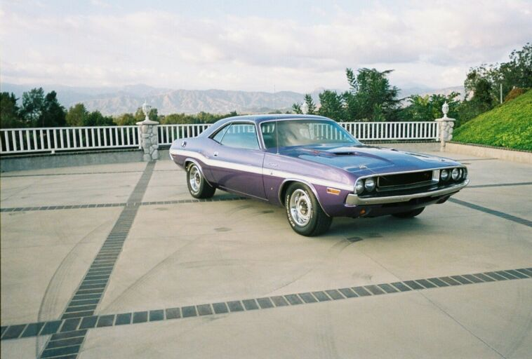 Dodge Challenger 1970 440 SixPack asta