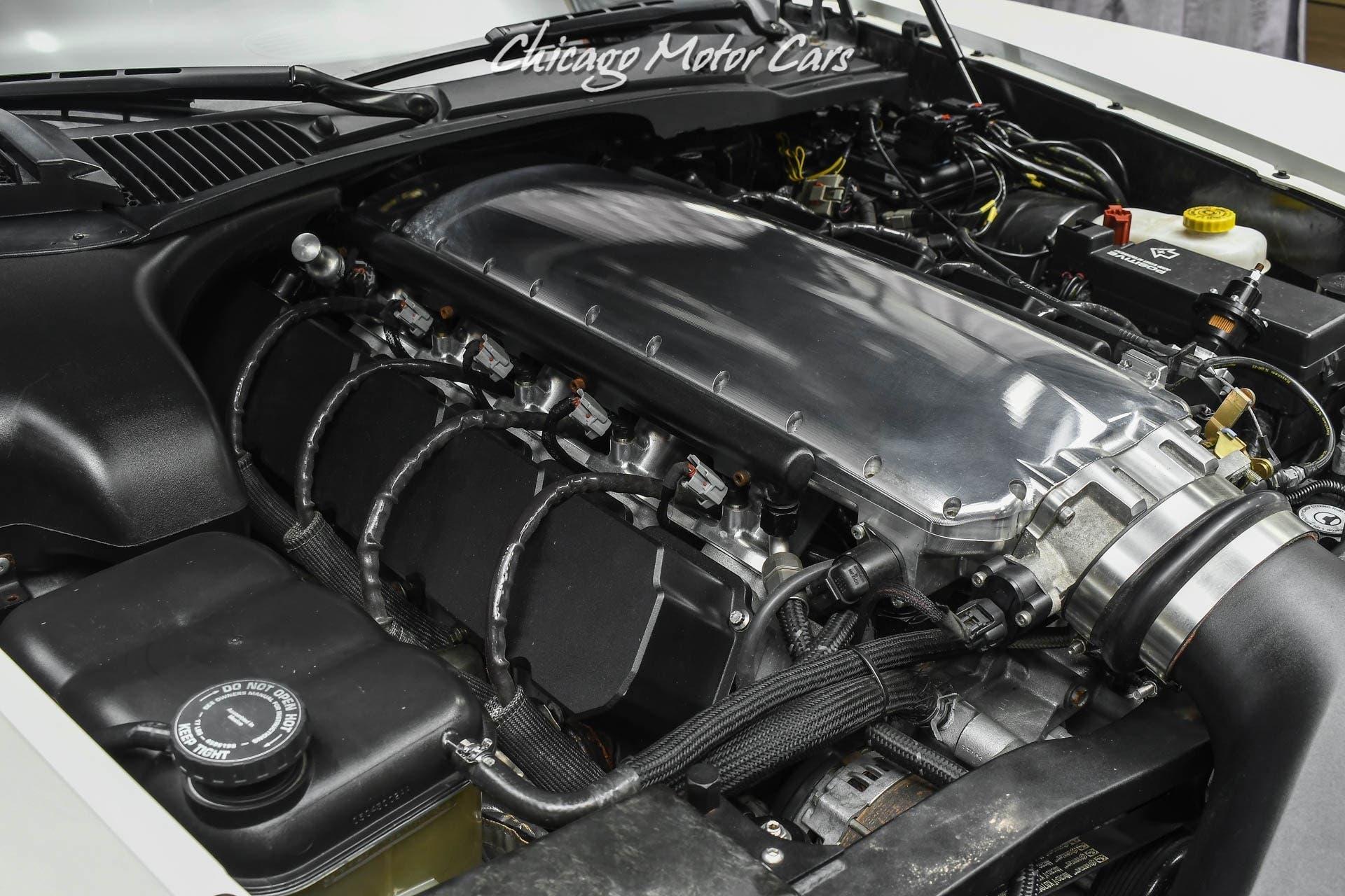 Dodge Viper SRT-10 2005 2000 CV