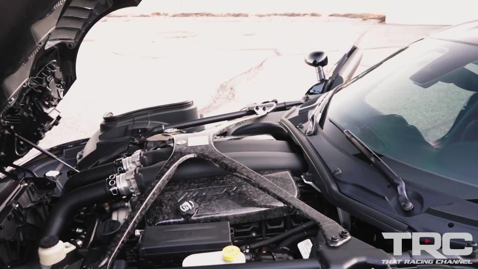 Dodge Viper biturbo 2600 CV
