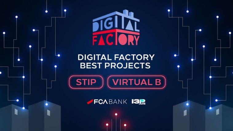 FCA Bank I3P Digital Factory