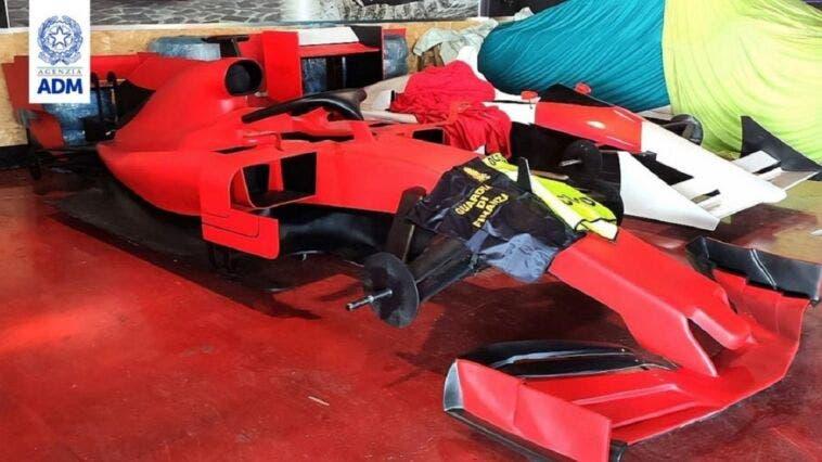 Falsa Ferrari