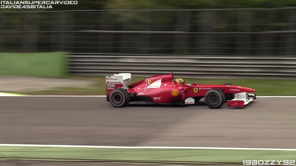 Ferrari 150° Italia monoposto