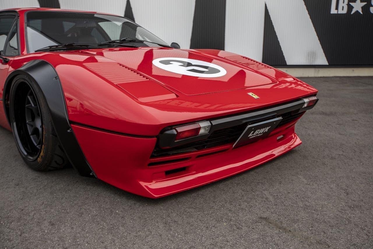 Ferrari 308 GTS Liberty Walk