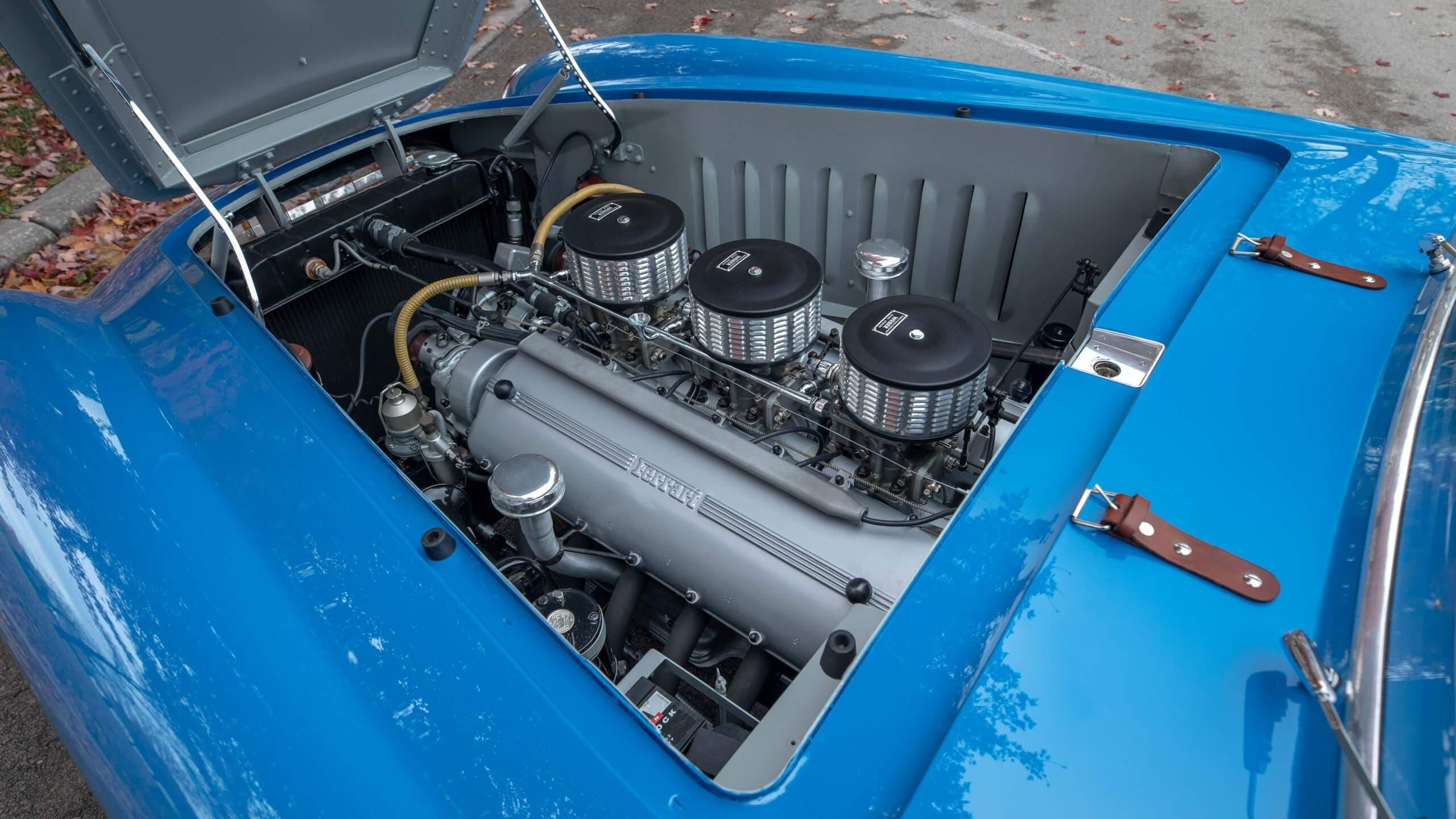 Ferrari 340 America 1952 asta Mecum Auctions