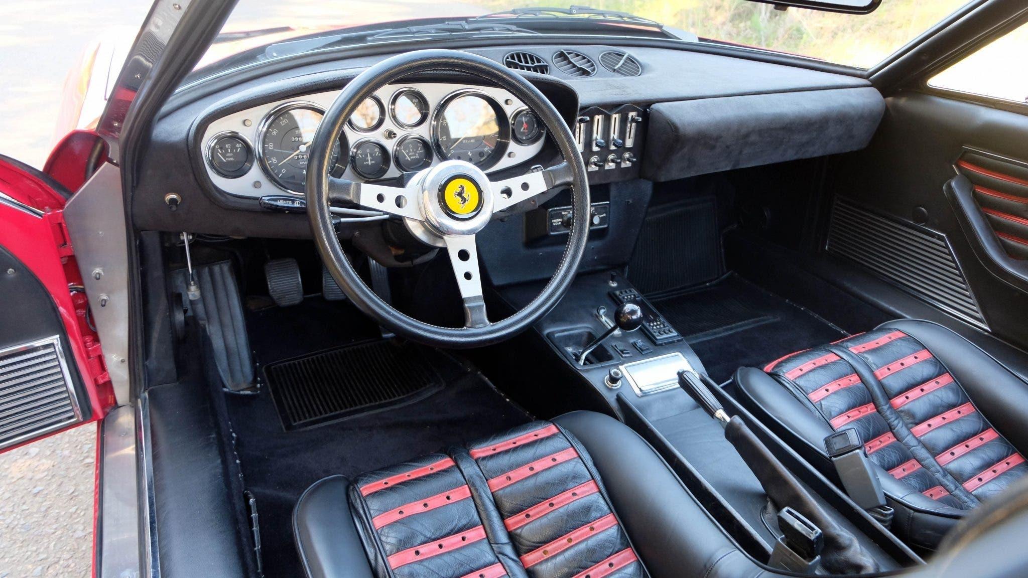 Ferrari 365 GTB/4 Daytona 1972 asta
