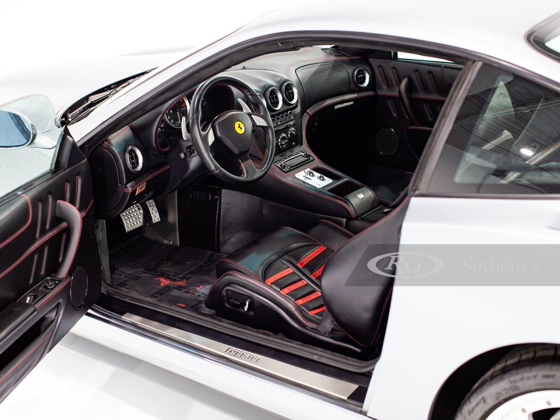 Ferrari 575M Maranello 2004 asta