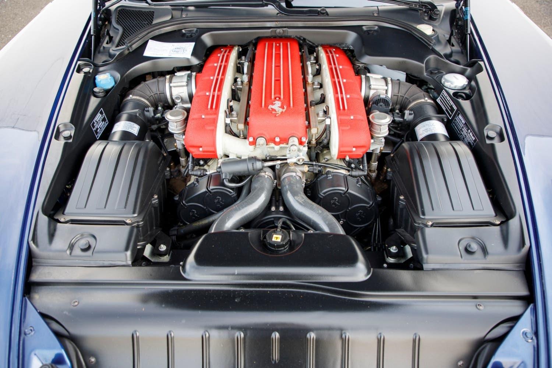 Ferrari 612 Scaglietti 2007 Bring A Trailer asta