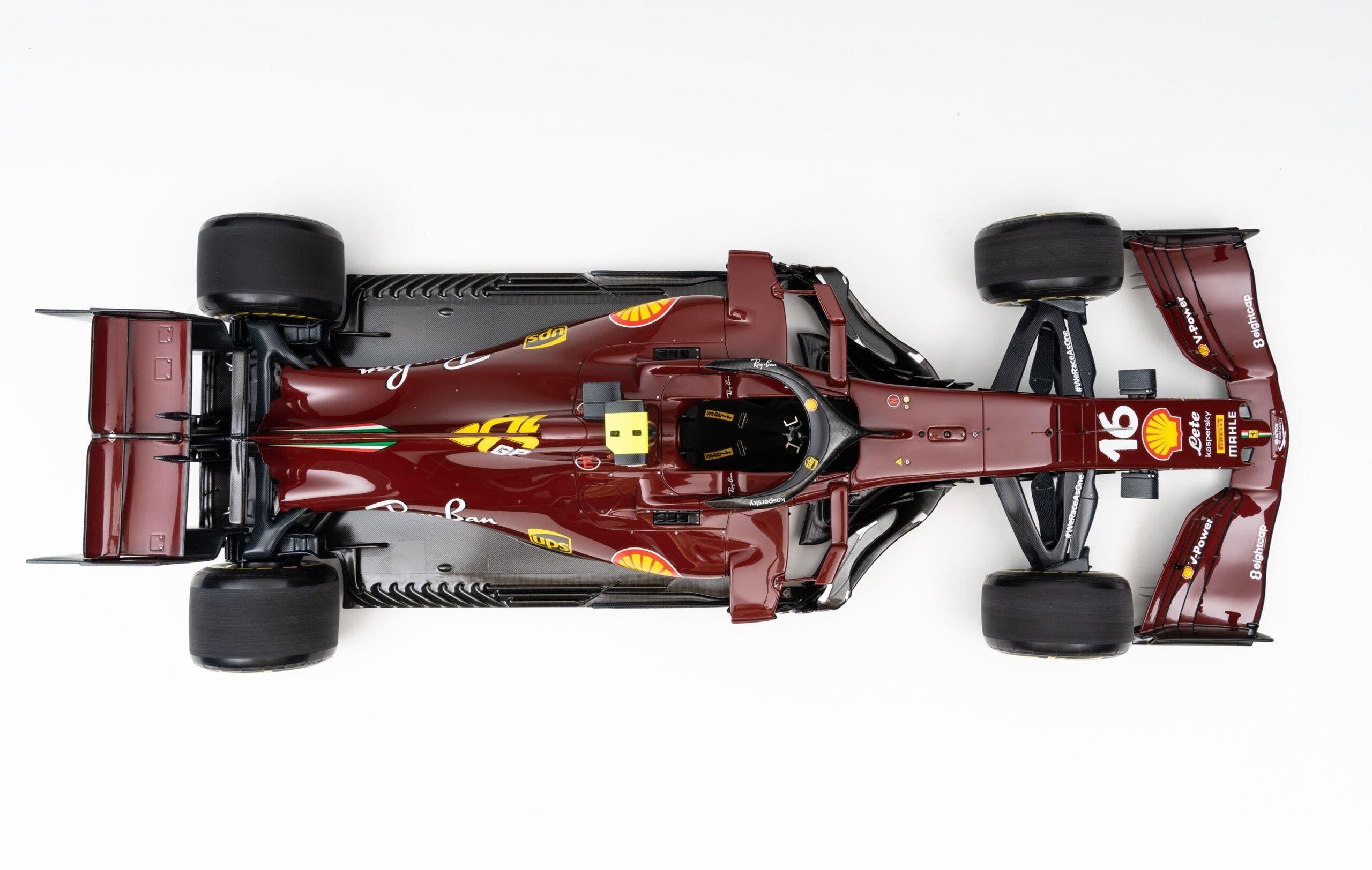 Ferrari SF1000 Amalgam