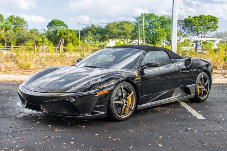 Ferrari Scuderia Spider 16M 2009 asta Bring A Trailer