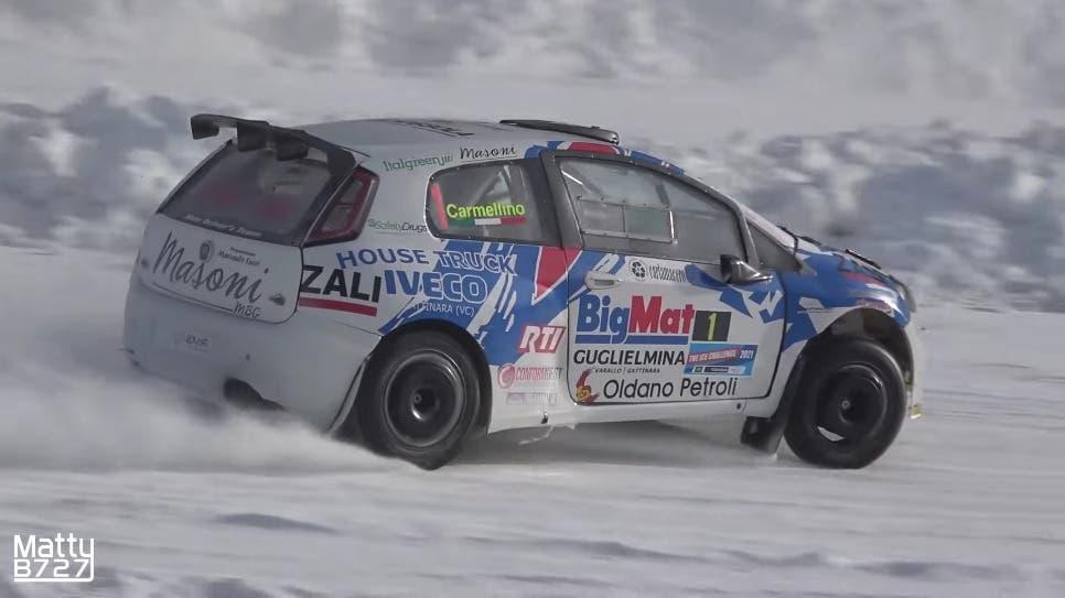 Fiat Grande Punto 500 CV ghiaccio