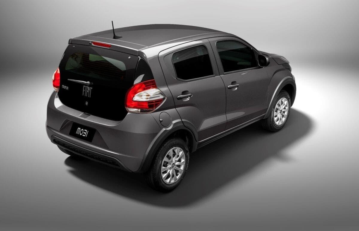 Fiat Mobi 2021 Messico