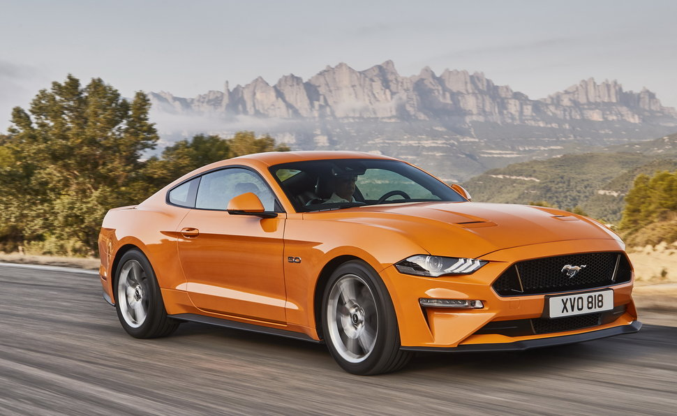 Ford Mustang sesta generazione