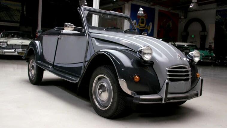 Hoffman Citroën 2CV Jay Leno