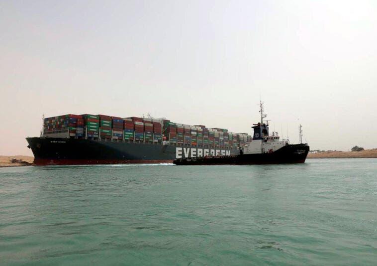 Ingorgo di Suez