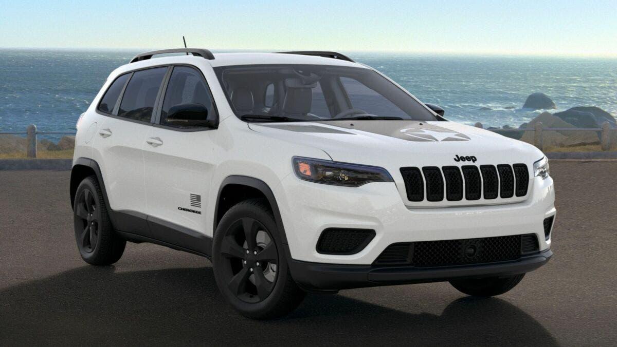Jeep Cherokee Freedom Edition