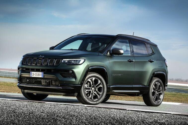 Jeep Compass 2021 Francia