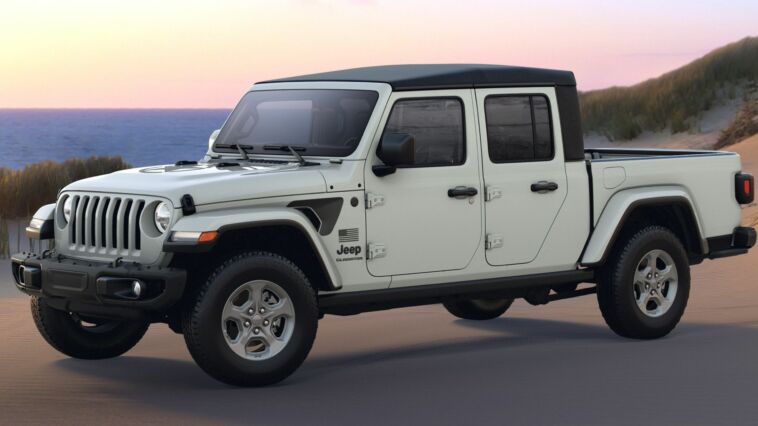 Jeep Gladiator Freedom Edition