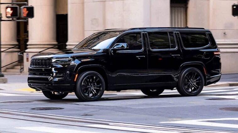 Jeep Grand Wagoneer Obsidian 2022