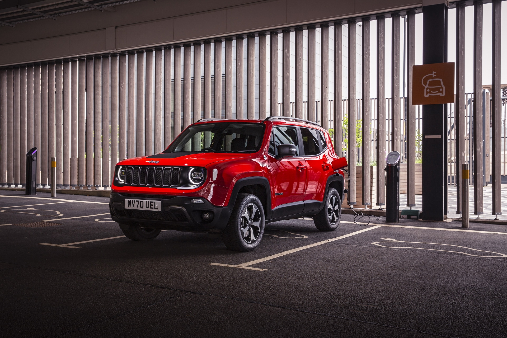Jeep Renegade 4xe My Theft Assistance