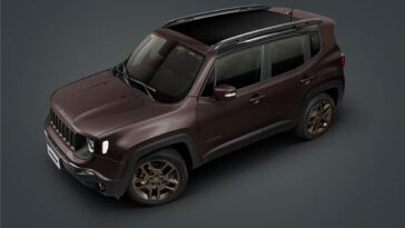 Jeep Renegade Polar Bronze Edition Messico