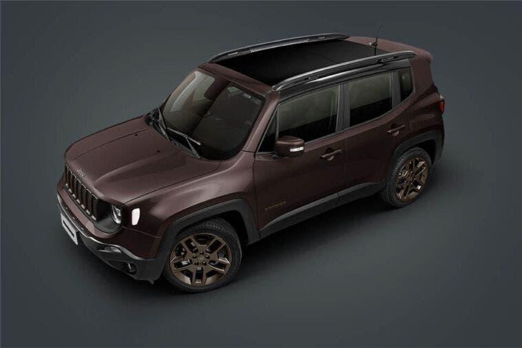 Jeep Renegade Polar Bronze Edition Messico