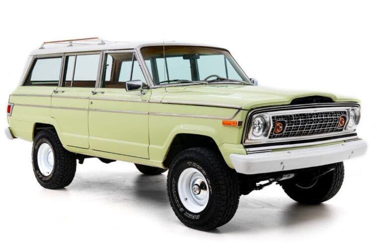 Jeep Wagoneer 1979 eBay