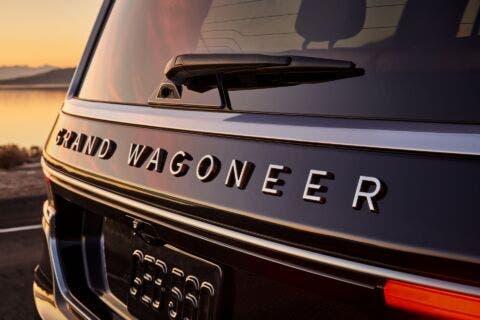 Jeep Wagoneer Grand Wagoneer 2022