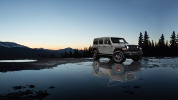 Jeep Wrangler Unlimited Willys Edition Australia