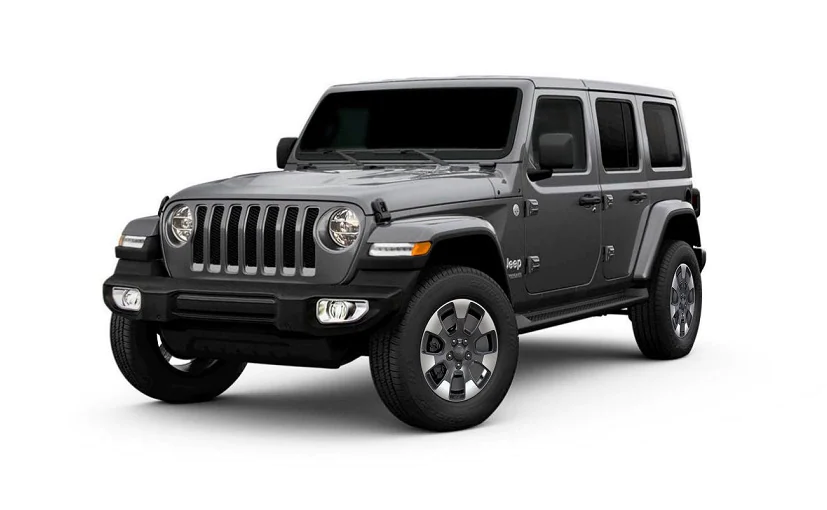 Jeep Wrangler made in India