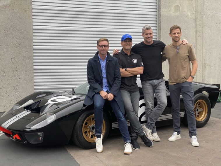 Jenson Button Radford