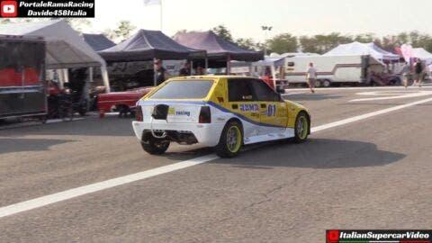 Lancia Delta Proto RR1 Evo Rama Racing