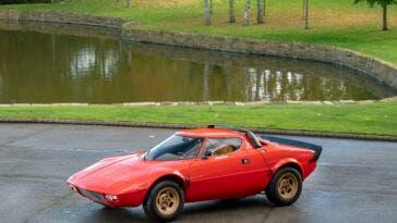 Lancia Stratos HF Stradale 1974