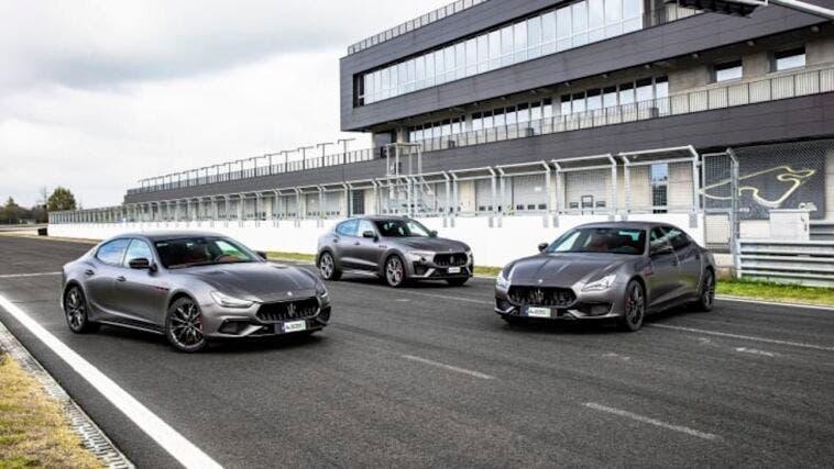 Maserati Ghibli, Quattroporte e Levante Trofeo 2021 Australia