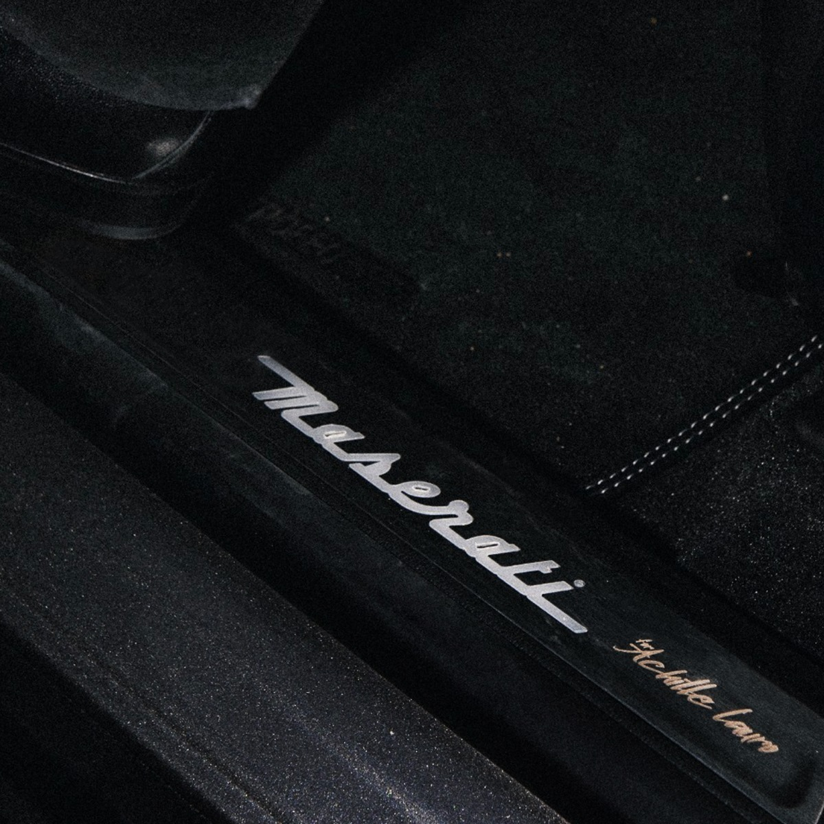 Maserati Levante Trofeo Achille Lauro