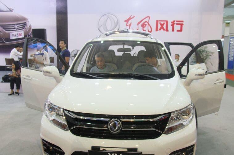 Mercato auto in Cina