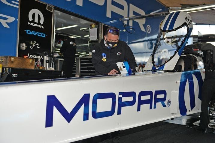 Mopar Dodge stagione NHRA 2021