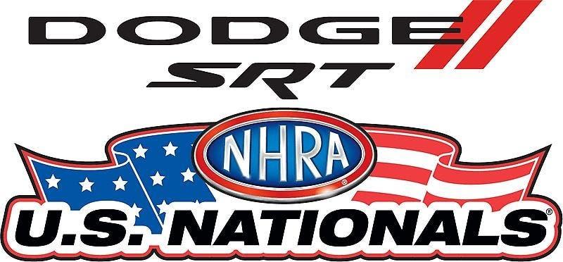 Mopar Dodge supporto NHRA