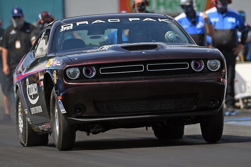 NHRA 2021 Mopar Dodge