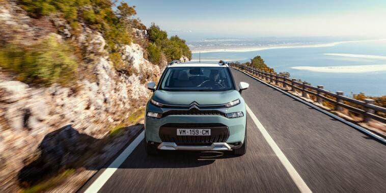 Nuova Citroën C3 Aircross Italia