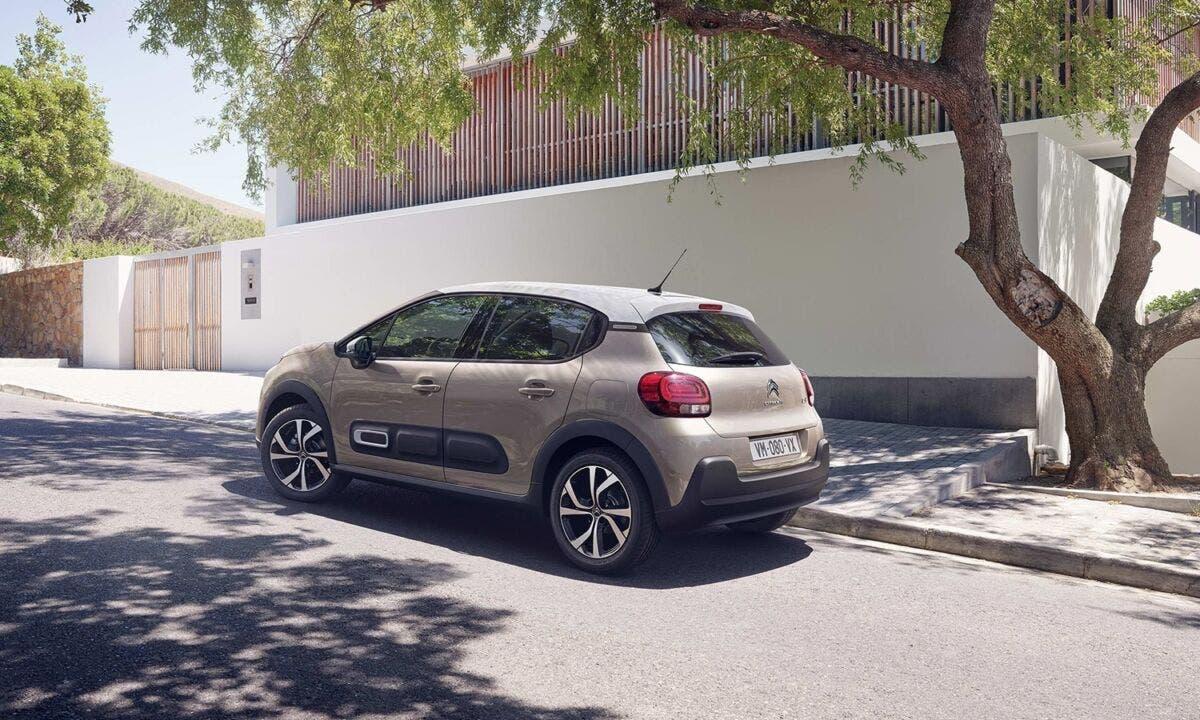 Nuova Citroën C3 Spagna