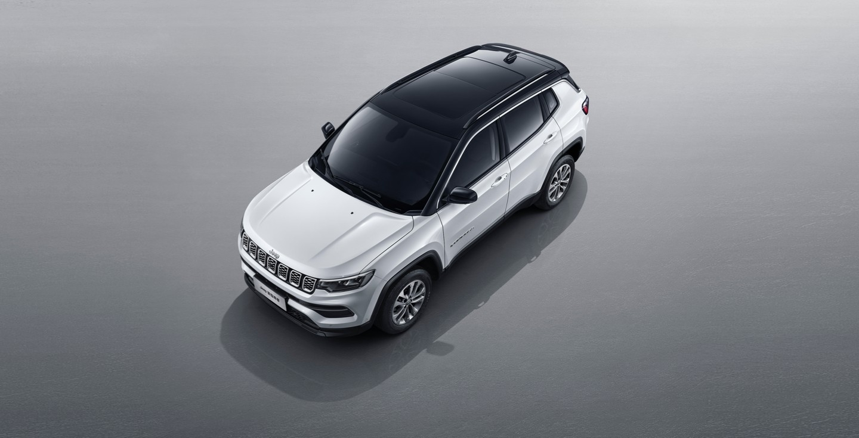 Nuova Jeep Compass specifiche cinesi