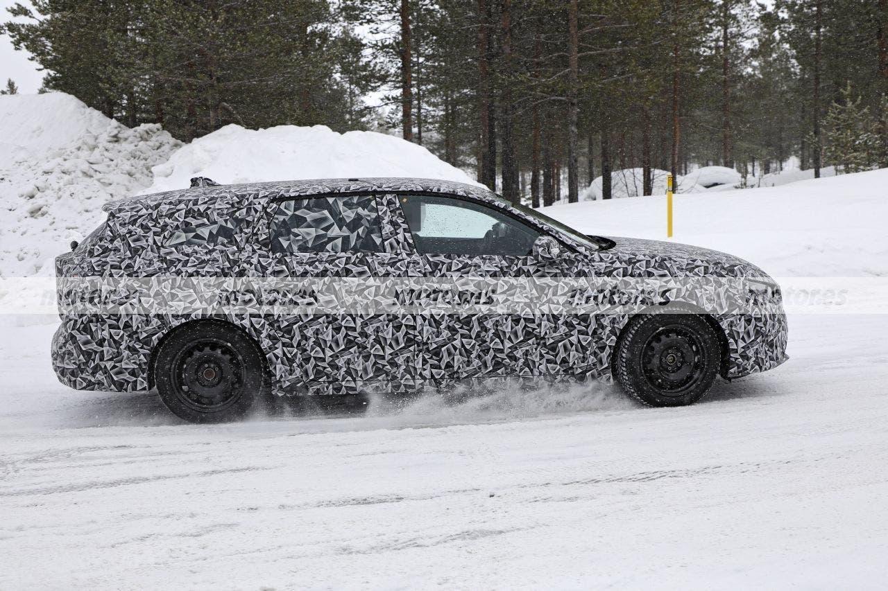 Nuova Peugeot 308 SW test invernali