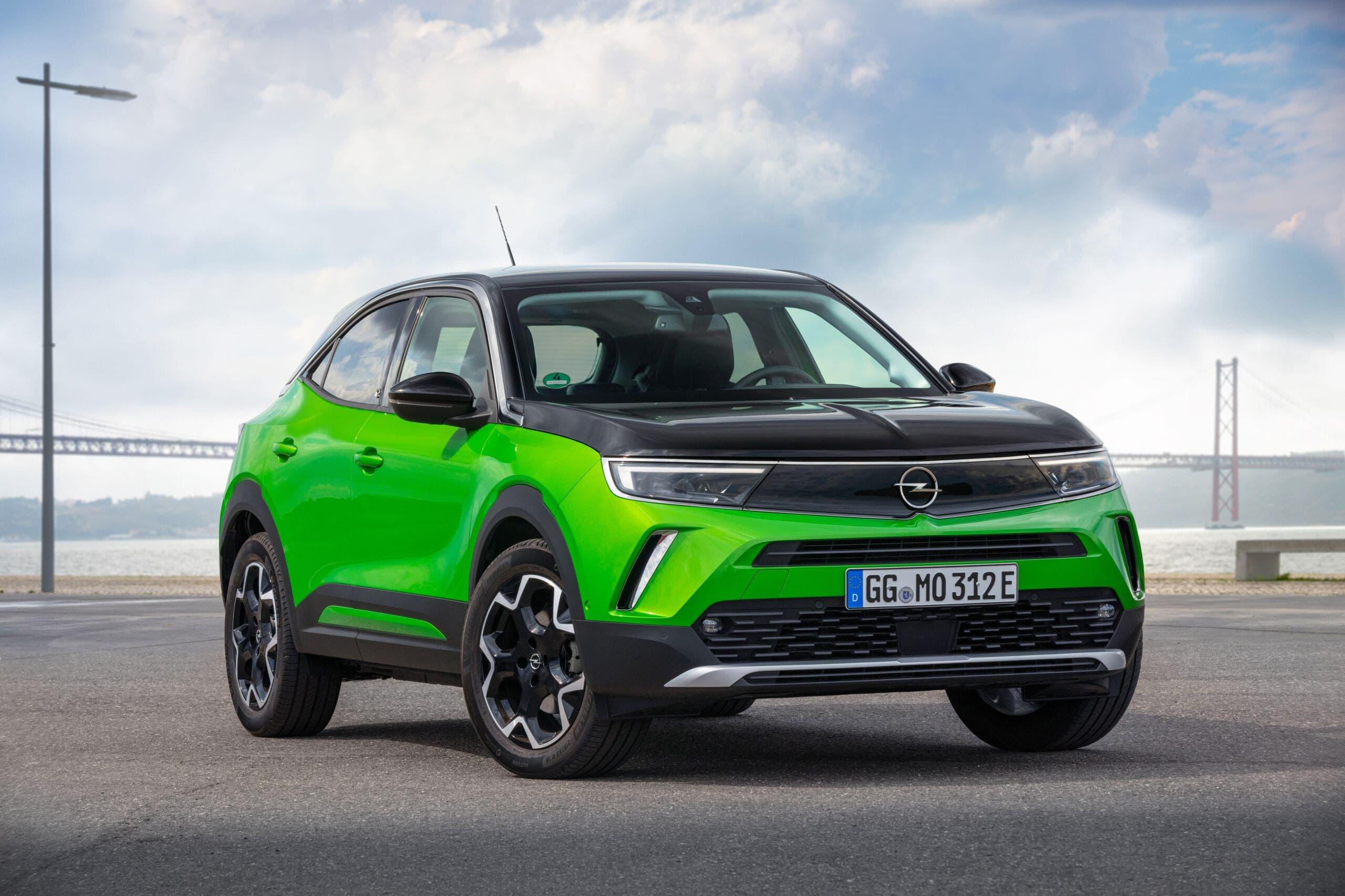 Opel Mokka-e