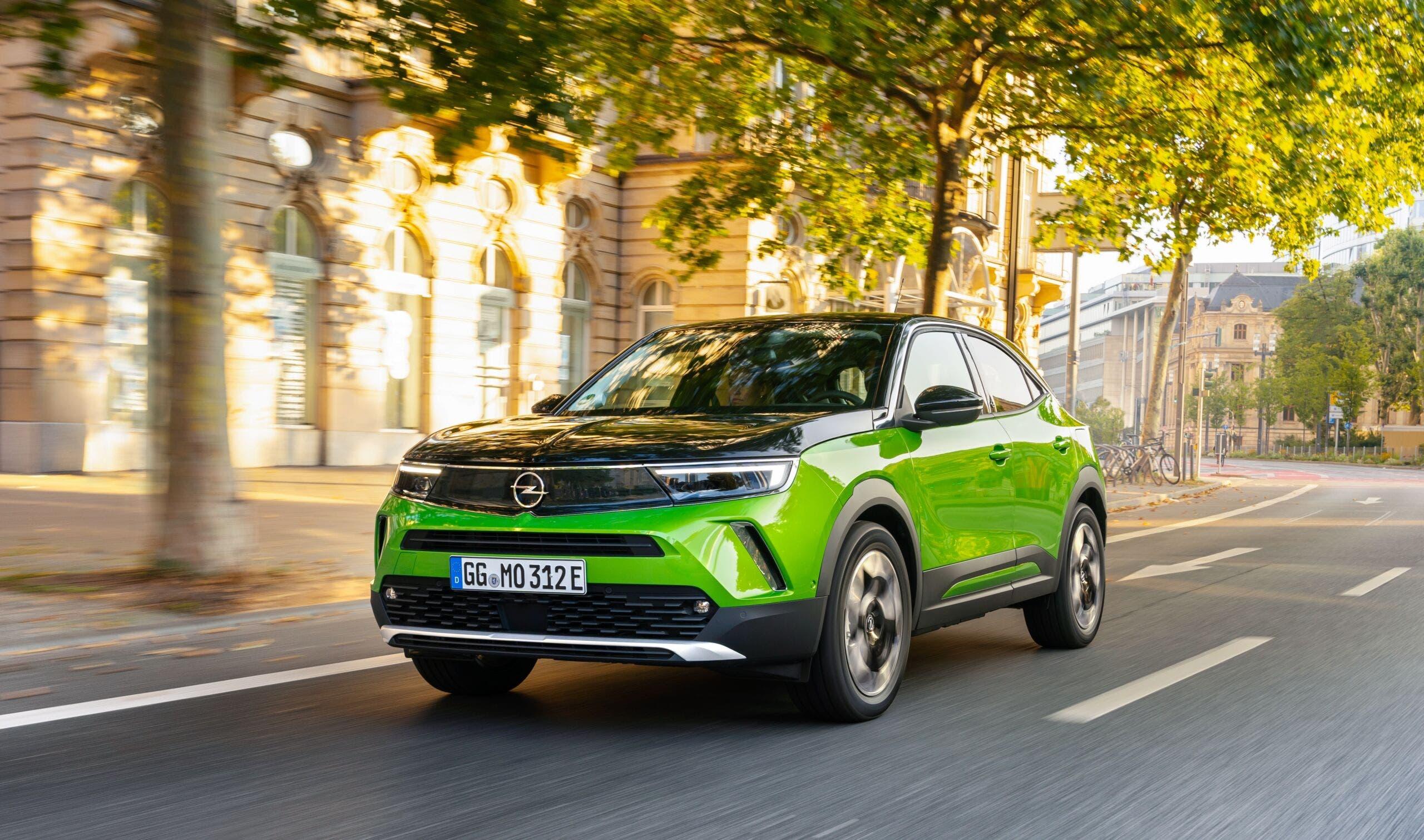 Nuovo Opel Mokka campagna promozionale