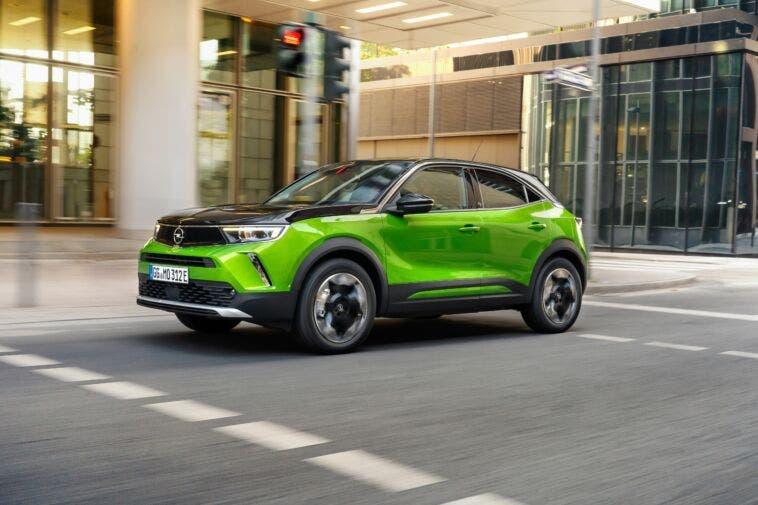 Nuovo Opel Mokka concessionarie tedesche
